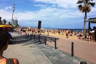 Noicattaro. Cinzia Ressa a Barcellona front