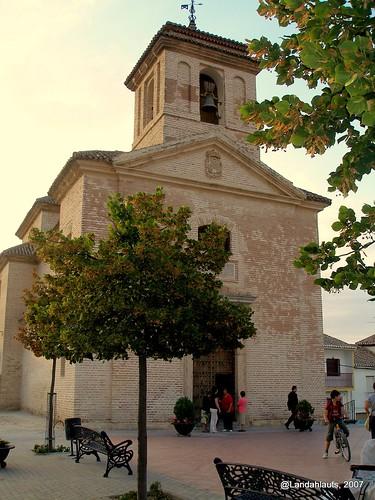 Iglesia del Santísimo Cristo de la Salud (Siglo XVI)