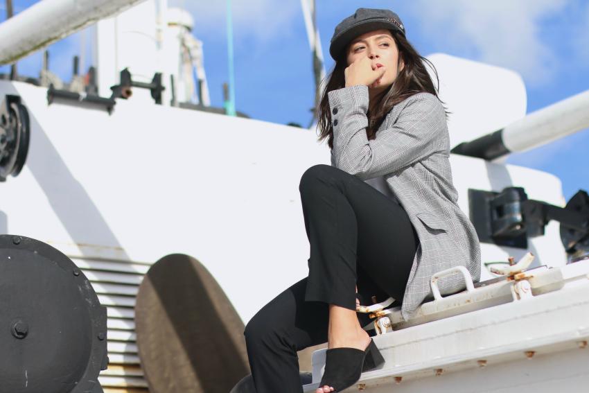 sombrero marinero