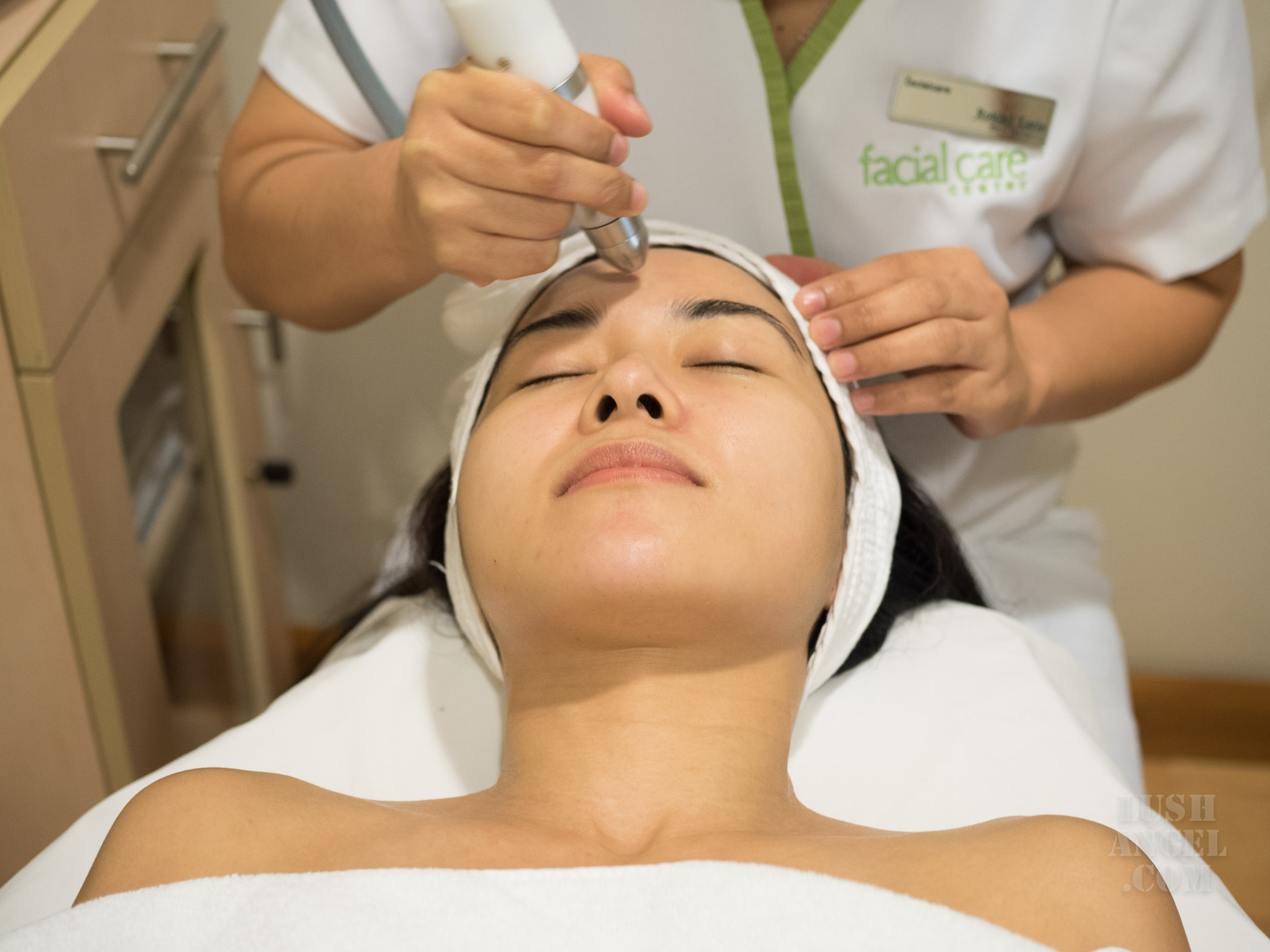facial-care-centre-oxygen-cell-renewal-therapy
