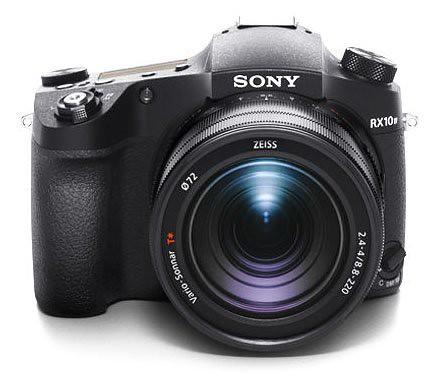 Sony dévoile le RX10 IV doté d'une optique de 24 à 600 mm et du 4K