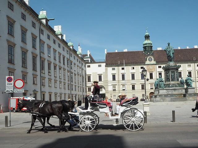 Horse & Cart - Vienna