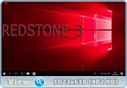 Торрент скачать Windows 10 Insider Preview 16288.170909-0851.RS3_RELEASE_CLIENTCOMBINED_UUP.by SU®A SOFT 6in2 x86 x64