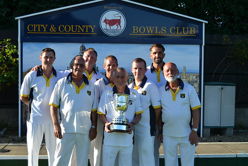 Hawker cup - Headington B