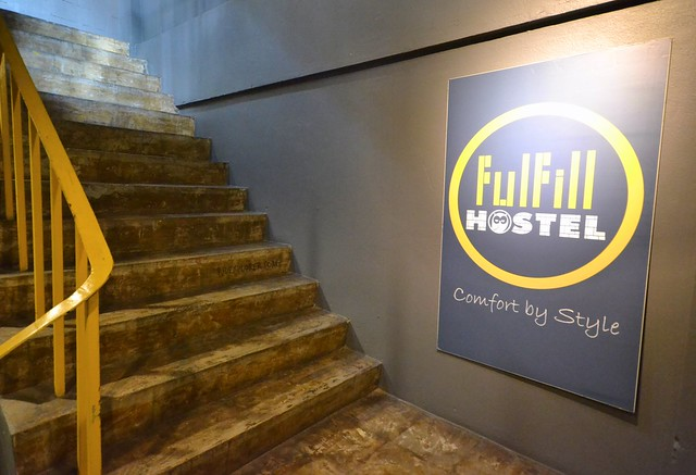 fulfill hostel phuket