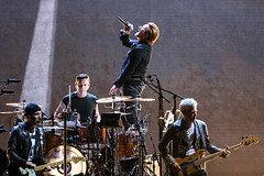 U2 live at Arrowhead Stadium 2017
