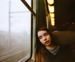 Passagère - Passenger
