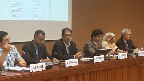 International NGOs in Geneva Apprised of HR Abuses in IOK