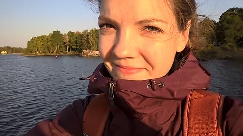 Aan het Möckeln meer