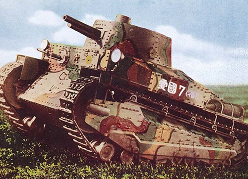 Type 89 I-Go Kō Tank