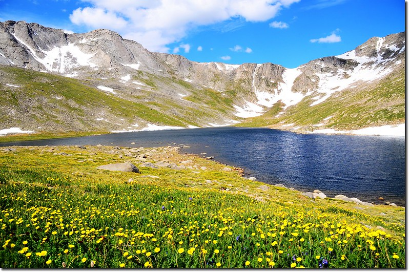 Summit Lake(3911m) (14)