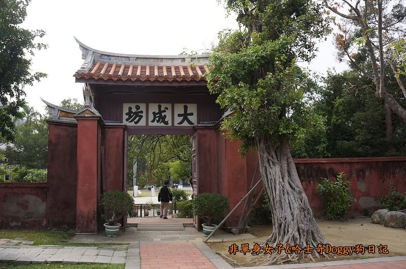 台南孔廟與附近美食05