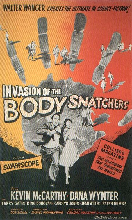 Invasion of the Body Snatchers - 1956 - Poster 1