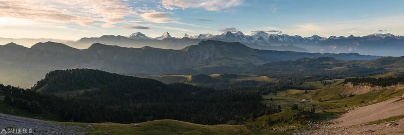 The Panorama - Lombachalp