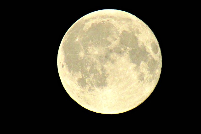 Moon Shots 8.08.2017 1, Canon POWERSHOT SX520 HS
