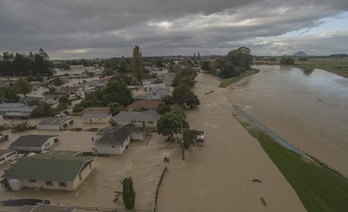 Edgecumbe flood