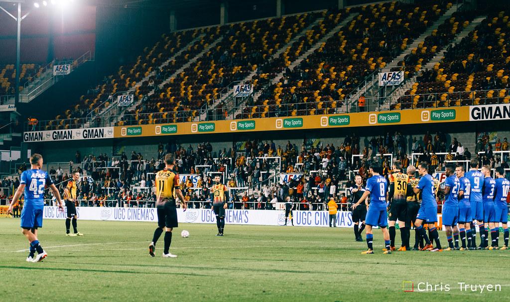 KV Mechelen - AZ Alkmaar (01/09/2017)