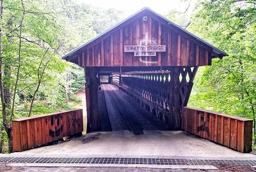 Swann Covered Bridge- Blount County AL (2)
