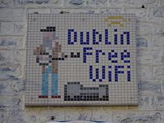 Street art in Ireland