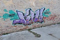 Graffiti, Gadsden, AL