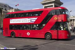Wrightbus NRM NBFL - LTZ 1068 - LT68 - Fulham Broadway 11 - Go Ahead London - London 2017 - Steven Gray - IMG_5815