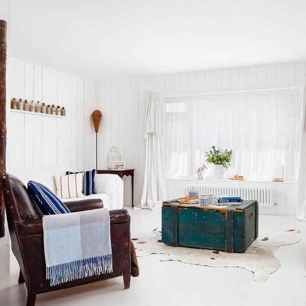 Scandinavian Inspired Seaside Home