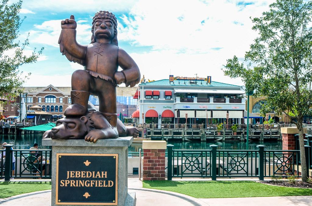 Jebediah Springfield wide US