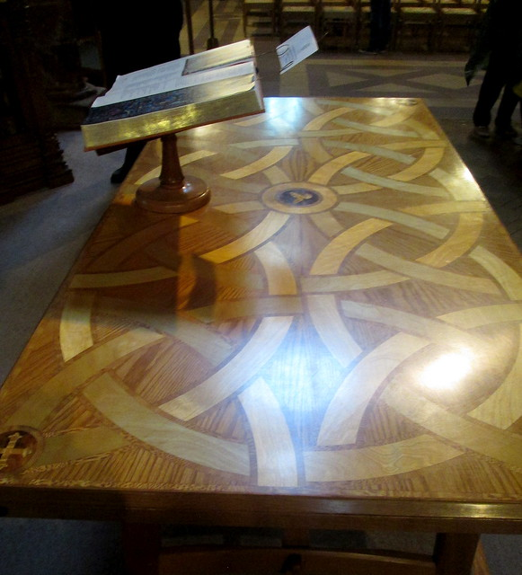 Table, St Magnus Cathedral, Orkney