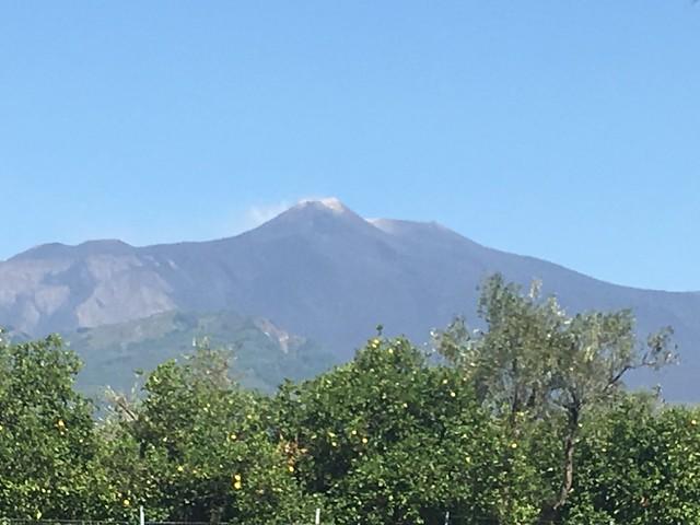 Mt Etna, Apple iPhone 6s Plus, iPhone 6s Plus back camera 4.15mm f/2.2