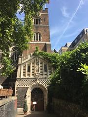 Priory Church of St Bartholomew the Great, London