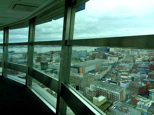 Liverpool skyline from Radio City Tower 07 | by worldtravelimages.net