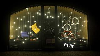 A shop at night, Berlin