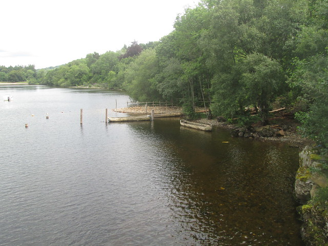 crannog log boats