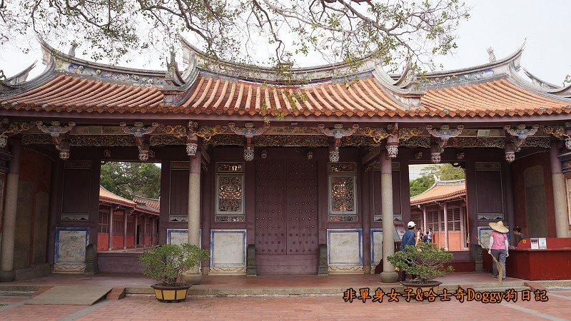 台南孔廟與附近美食08