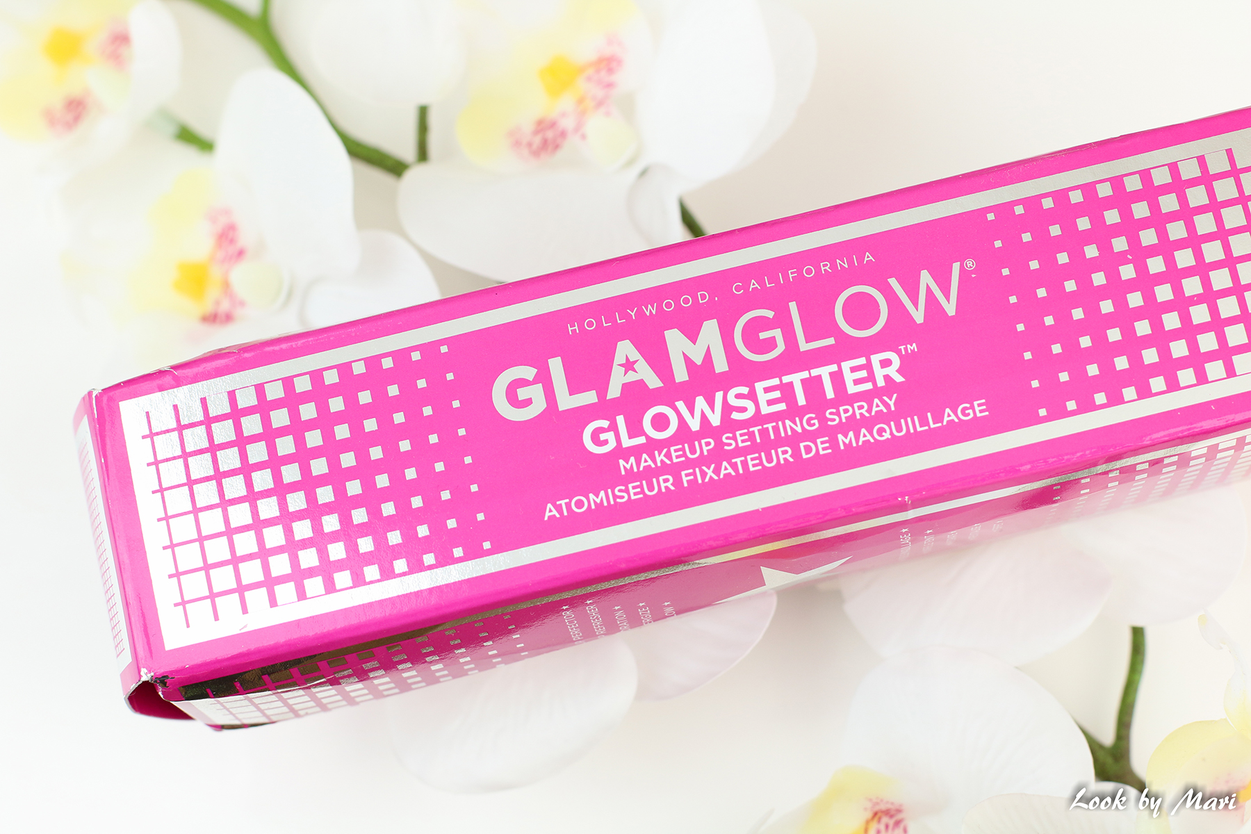 1 glamglow glowsetter makeup setting spray review blog is it good