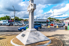 THE HAYES CROSS [ALSO KNOWN AS THE RAHENY CROSS]-131861