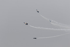 US Navy - Blue Angels - FA18 Demonstration