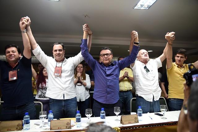 Abertura do 14º Congresso Estadual do PSB-PE