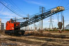CN 47655 | Crane | CN Memphis Subdivision
