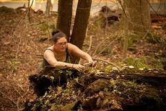 The Mushroom Hunter