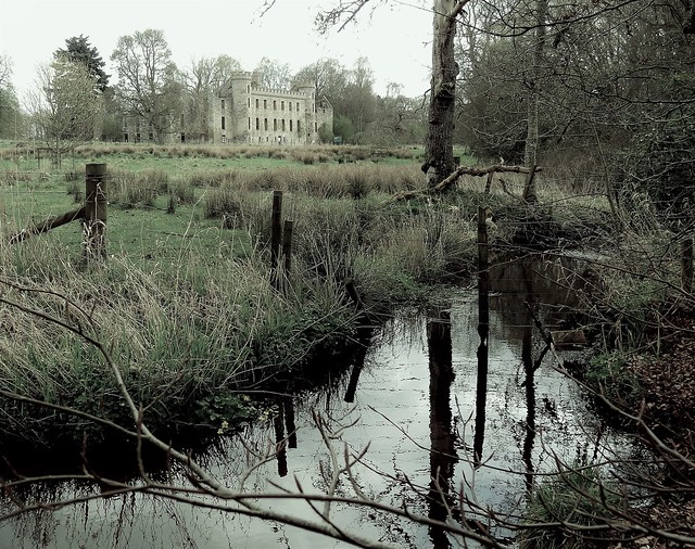 Fetternear Mansion Near Kemnay, Sony DSC-HX9V