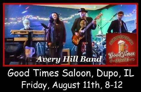 Avery Hill Band 8-11-17