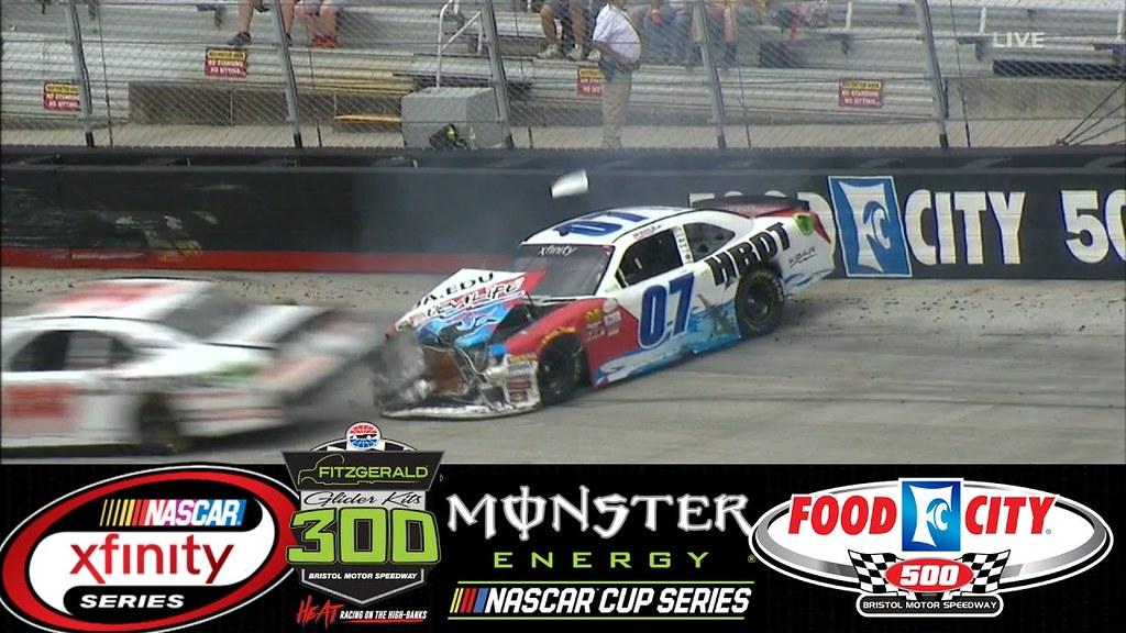 Stream Nascar Free >> Nascar Xfinity Series 2017 Round 22 Food City 300 All Racing In
