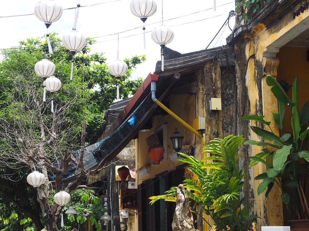 Unesco world heritage Hoi An