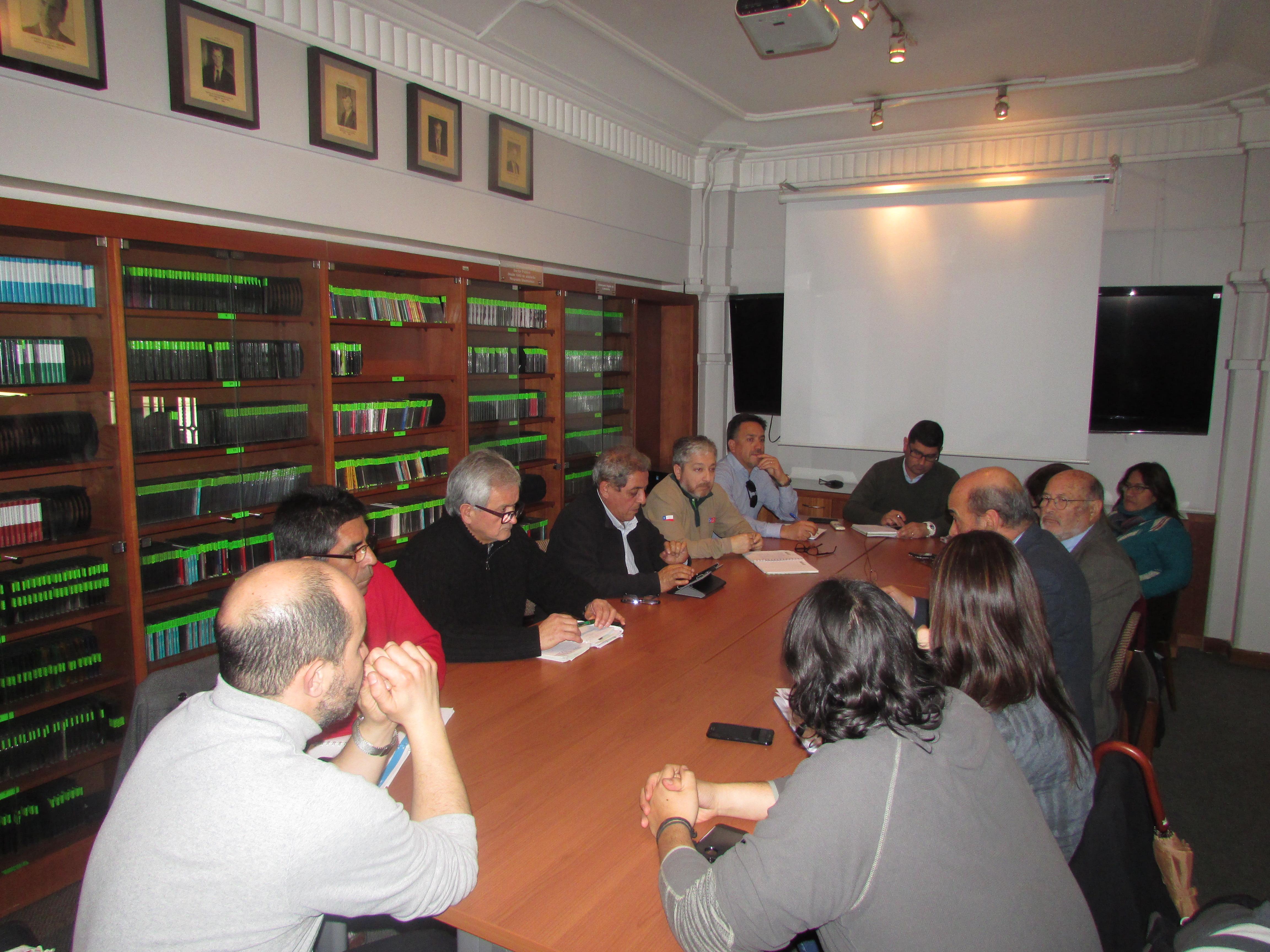 Octava reunión AFSAG, Hacienda, Agricultura y SAG - 23 Agosto 2017