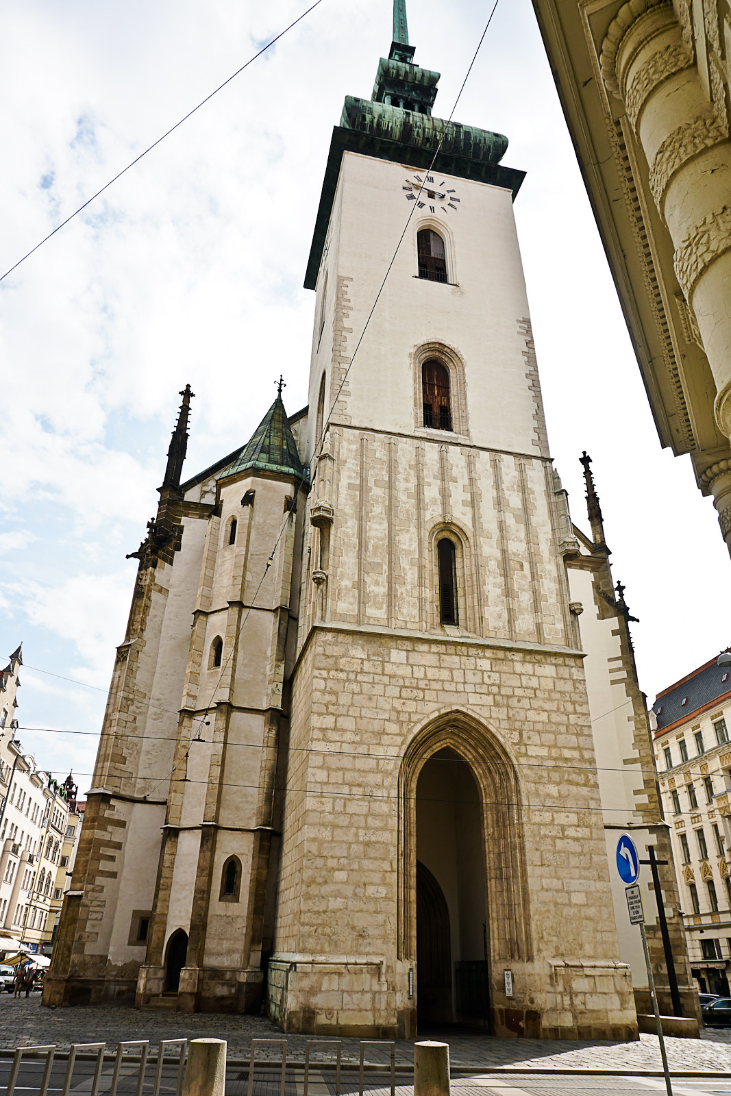 St. James's Church, Brno