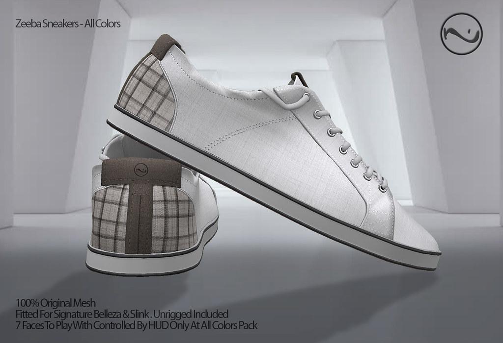 Native - Zeeba Sneakers - TeleportHub.com Live!