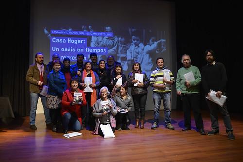 Lanzamiento Archivo Oral PIDEE «Casa Hogar»