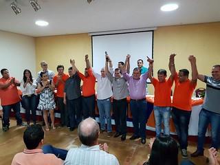 Encontro do Solidariedade Rondônia reuniu lideranças