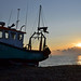 Aldeburgh fishing boat by Andrew Boxall